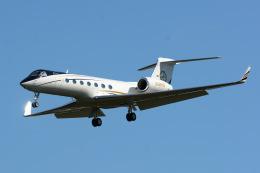 banshee02さんが、成田国際空港で撮影したアメリカ個人所有 G500/G550 (G-V)の航空フォト(飛行機 写真・画像)