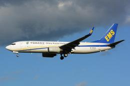 banshee02さんが、成田国際空港で撮影した中国郵政航空 737-86N(BCF)の航空フォト(飛行機 写真・画像)