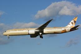 banshee02さんが、成田国際空港で撮影したエティハド航空 787-10の航空フォト(飛行機 写真・画像)