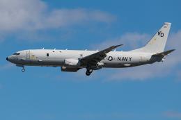 Tomo-Papaさんが、横田基地で撮影したアメリカ海軍 P-8A (737-8FV)の航空フォト(飛行機 写真・画像)