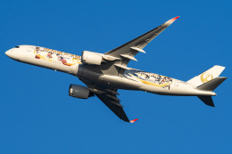 Tatsuya.Kさんが、羽田空港で撮影した日本航空 A350-941の航空フォト(飛行機 写真・画像)