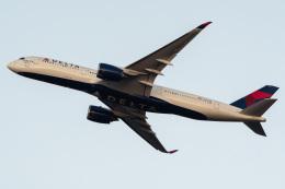 Tatsuya.Kさんが、羽田空港で撮影したデルタ航空 A350-941の航空フォト(飛行機 写真・画像)