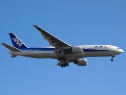 FT51ANさんが、羽田空港で撮影した全日空 777-281の航空フォト(飛行機 写真・画像)