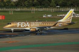 板付蒲鉾さんが、福岡空港で撮影したフジドリームエアラインズ ERJ-170-200 (ERJ-175STD)の航空フォト(飛行機 写真・画像)