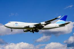 pan_kumaさんが、成田国際空港で撮影したASLエアラインズ・ベルギー 747-409F/SCDの航空フォト(飛行機 写真・画像)