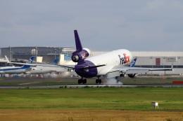 kan787allさんが、成田国際空港で撮影したフェデックス・エクスプレス MD-11Fの航空フォト(飛行機 写真・画像)