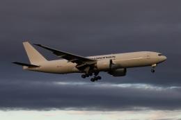 kan787allさんが、成田国際空港で撮影したルフトハンザ・カーゴ 777-F1Hの航空フォト(飛行機 写真・画像)