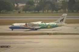 磐城さんが、ドンムアン空港で撮影したバンコクエアウェイズ ATR 72-500 (72-212A)の航空フォト(飛行機 写真・画像)