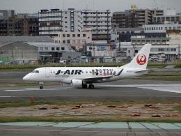 ✈︎Love♡ANA✈︎さんが、福岡空港で撮影したジェイエア ERJ-170-100 (ERJ-170STD)の航空フォト(飛行機 写真・画像)