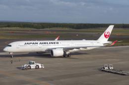 K.Sさんが、新千歳空港で撮影した日本航空 A350-941の航空フォト(飛行機 写真・画像)