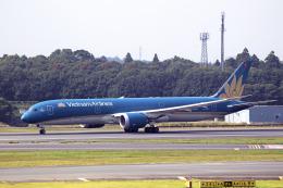 maverickさんが、成田国際空港で撮影したベトナム航空 787-9の航空フォト(飛行機 写真・画像)