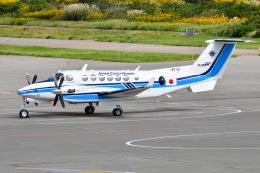 ROSENTHALさんが、小松空港で撮影した海上保安庁 King Air 350C (B300C)の航空フォト(飛行機 写真・画像)