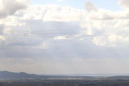くろネコさんが、庄内空港で撮影した航空自衛隊 T-4の航空フォト(飛行機 写真・画像)