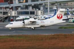 青春の1ページさんが、伊丹空港で撮影した日本エアコミューター ATR 42-600の航空フォト(飛行機 写真・画像)