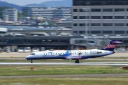 mat-matさんが、伊丹空港で撮影したアイベックスエアラインズ CL-600-2C10(CRJ-702ER)の航空フォト(飛行機 写真・画像)