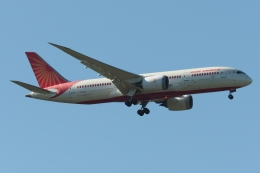 木人さんが、成田国際空港で撮影したエア・インディア 787-8 Dreamlinerの航空フォト(飛行機 写真・画像)