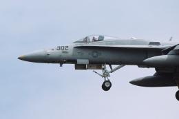 Night Owlさんが、厚木飛行場で撮影したアメリカ海兵隊 F/A-18C Hornetの航空フォト(飛行機 写真・画像)