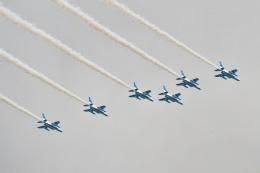 もえちゃんさんが、庄内空港で撮影した航空自衛隊 T-4の航空フォト(飛行機 写真・画像)