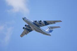 IMP.TIさんが、成田国際空港で撮影したヴォルガ・ドニエプル航空 Il-76TDの航空フォト(飛行機 写真・画像)