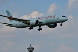 南国の防人さんが、成田国際空港で撮影したエア・カナダ 787-8 Dreamlinerの航空フォト(飛行機 写真・画像)