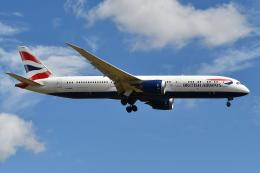 Deepさんが、成田国際空港で撮影したブリティッシュ・エアウェイズ 787-9の航空フォト(飛行機 写真・画像)