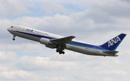 asuto_fさんが、大分空港で撮影したエアージャパン 767-381/ERの航空フォト(飛行機 写真・画像)