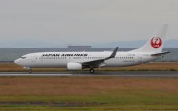 asuto_fさんが、大分空港で撮影した日本航空 737-846の航空フォト(飛行機 写真・画像)