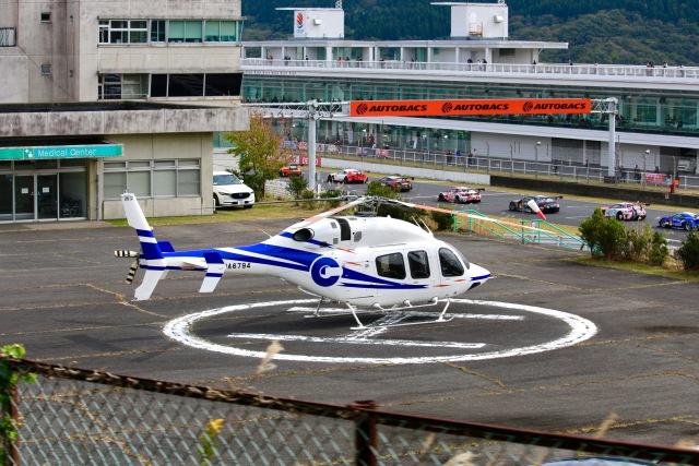 ふくそうじさんが、オートポリスで撮影した西日本空輸 429 GlobalRangerの航空フォト(飛行機 写真・画像)