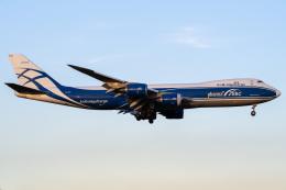 Tatsuya.Kさんが、成田国際空港で撮影したエアブリッジ・カーゴ・エアラインズ 747-83QFの航空フォト(飛行機 写真・画像)