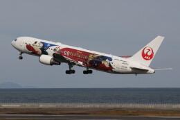 動物村猫君さんが、大分空港で撮影した日本航空 767-346/ERの航空フォト(飛行機 写真・画像)