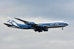 アルビレオさんが、成田国際空港で撮影したエアブリッジ・カーゴ・エアラインズ 747-83QFの航空フォト(飛行機 写真・画像)