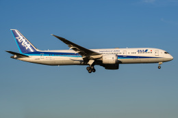 Tatsuya.Kさんが、成田国際空港で撮影した全日空 787-9の航空フォト(飛行機 写真・画像)