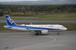 Musondaさんが、新千歳空港で撮影した全日空 A320-271Nの航空フォト(飛行機 写真・画像)