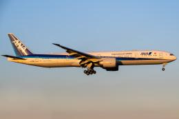 Tatsuya.Kさんが、成田国際空港で撮影した全日空 777-381/ERの航空フォト(飛行機 写真・画像)