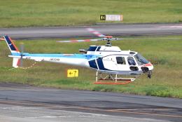 jun☆さんが、名古屋飛行場で撮影した中日本航空 AS350B3 Ecureuilの航空フォト(飛行機 写真・画像)