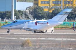 jun☆さんが、羽田空港で撮影した日本法人所有 HA-420の航空フォト(飛行機 写真・画像)