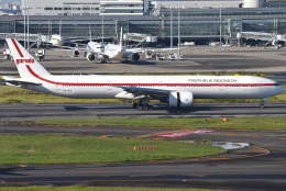 jun☆さんが、羽田空港で撮影したインドネシア政府 777-3U3/ERの航空フォト(飛行機 写真・画像)