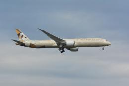 アルビレオさんが、成田国際空港で撮影したエティハド航空 787-10の航空フォト(飛行機 写真・画像)