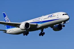 Frankspotterさんが、成田国際空港で撮影した全日空 787-10の航空フォト(飛行機 写真・画像)