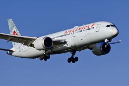 Frankspotterさんが、成田国際空港で撮影したエア・カナダ 787-9の航空フォト(飛行機 写真・画像)