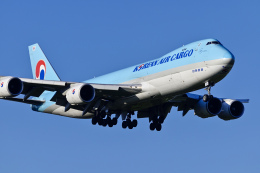 Frankspotterさんが、成田国際空港で撮影した大韓航空 747-8HTFの航空フォト(飛行機 写真・画像)