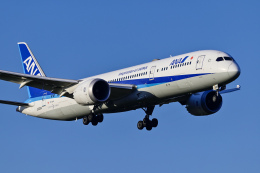 Frankspotterさんが、成田国際空港で撮影した全日空 787-9の航空フォト(飛行機 写真・画像)