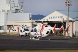 MIRAGE E.Rさんが、出雲空港で撮影したセントラルヘリコプターサービス BK117C-2の航空フォト(飛行機 写真・画像)