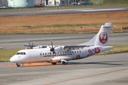 JA784Aさんが、伊丹空港で撮影した日本エアコミューター ATR 42-600の航空フォト(飛行機 写真・画像)