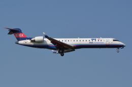 Deepさんが、成田国際空港で撮影したアイベックスエアラインズ CL-600-2C10(CRJ-702ER)の航空フォト(飛行機 写真・画像)