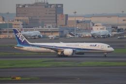 OS52さんが、羽田空港で撮影した全日空 787-9の航空フォト(飛行機 写真・画像)