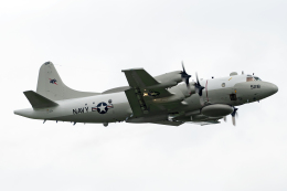 Flankerさんが、嘉手納飛行場で撮影したアメリカ海軍 EP-3E Orion (ARIES II)の航空フォト(飛行機 写真・画像)
