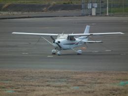 ヒコーキグモさんが、岡南飛行場で撮影した日本個人所有 172R Skyhawkの航空フォト(飛行機 写真・画像)