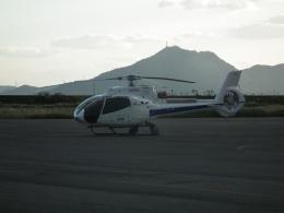 ヒコーキグモさんが、岡南飛行場で撮影した日本法人所有 EC130T2 (H130)の航空フォト(飛行機 写真・画像)