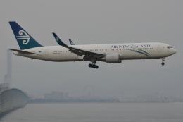 Deepさんが、関西国際空港で撮影したニュージーランド航空 767-319/ERの航空フォト(飛行機 写真・画像)